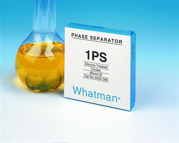 Photo of Whatman 1PS Phase Separator Papers