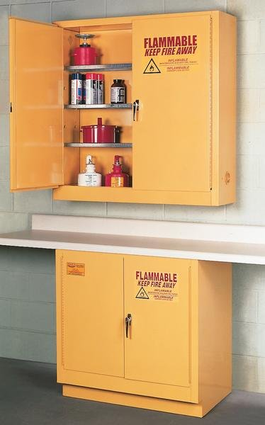 Photo of Under-Counter Safety Cabinets