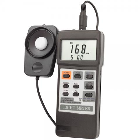 Photo of Control Company 3252 Traceable® Dual-Display Light Meter w/RS-232 Output