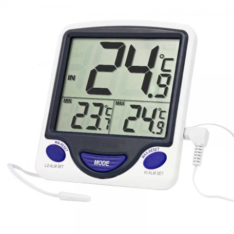 Photo of  Control Company 4148 Traceable® Jumbo Refrigerator/Freezer Thermometer