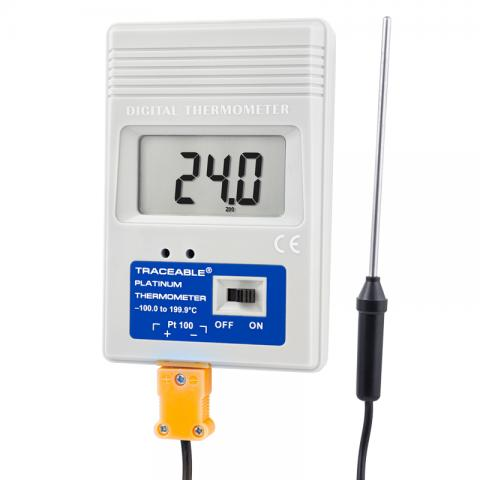 Photo of Control Company 4230 Traceable® Platinum Freezer Thermometer