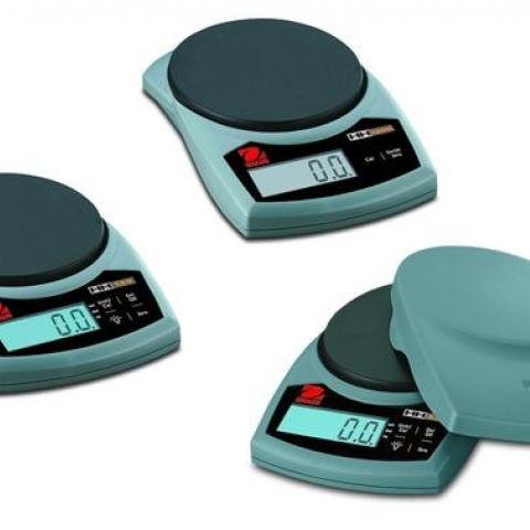 Photo of Hand-Held Portable Scales. Ohaus