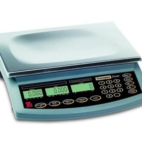 Photo of Trooper™ Compact Bench Scale. Ohaus