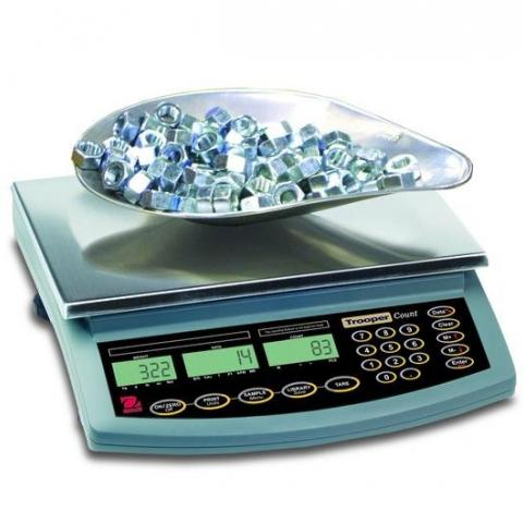 Photo of Trooper™ Industrial Counting Scales. Ohaus