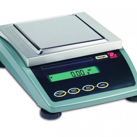 Photo of Ranger™ Compact Industrial Bench Scales. Ohaus