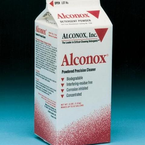 Photo of Alconox Anionic Detergent for Manual and Ultrasonic Cleaning