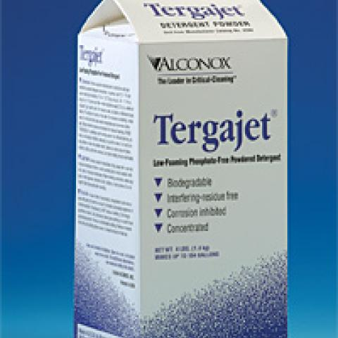 Photo of Tergajet Low Foaming Phosphate Free Powdered Detergent