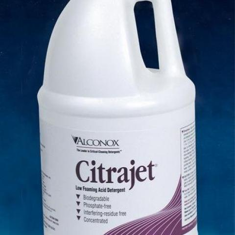Photo of Citrajet Low Foaming Liquid Acid Cleaner