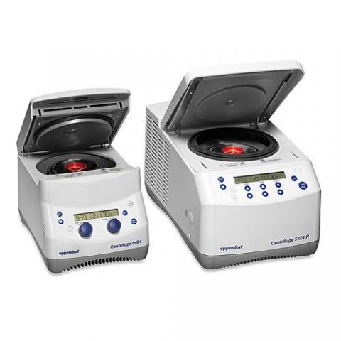 Photo of Eppendorf 5424R Refrigerated Microcentrifuge