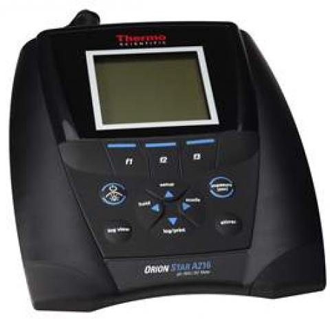 Photo of Orion Star™ A216 pH/Dissolved Oxygen Benchtop Multiparameter Meter. Thermo Scientific