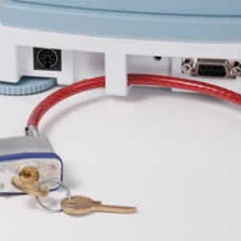 Photo of Security Device - Locking Cable for all Adventurer Balances. Ohaus