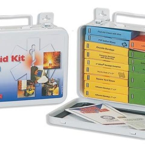 Photo of First Aid Kits, Wall-Mounted, North Safety
