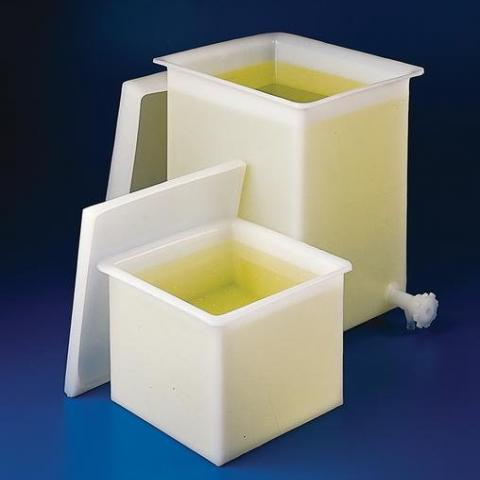 Photo of H/D Rectangular Tanks with Lids