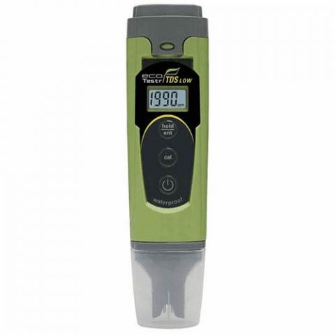 Photo of Oakton® ECOTestr TDS Portable Low-Cost Dissolved Solids Meters, High or Low Range
