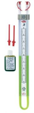 Photo of Manometer, U-Type, Plastic with Clips